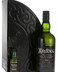 Ardbeg 10 Year Old + Uigeadail Mini Pack