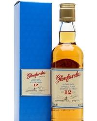 Glenfarclas 12 Year Old Half Bottle