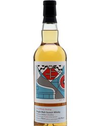 Balblair 19 Year Old Art of Whisky Mashing