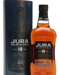 Jura 18 Year Old Red Wine Finish