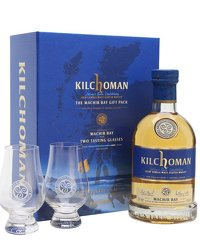 Kilchoman Machir Bay Gift Pack 2 Tasting Glasses