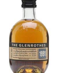 Glenrothes 1991 Bot.2012 Small Bottle