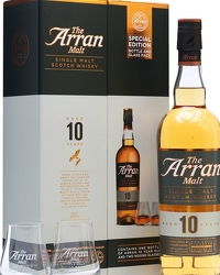 Arran 10 Year Old Glass Pack