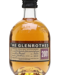 Glenrothes 2001 Bot.2014 Small Bottle