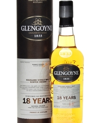 Glengoyne 18 Year Old Small Bottle