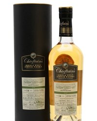 Bowmore 2002 14 Year Old Chieftain's