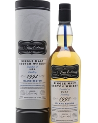 Jura 1992 25 Year Old First Editions