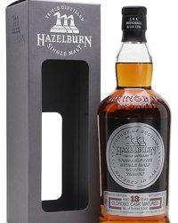 Hazelburn 13 Year Old Sherry Wood 2018 Release