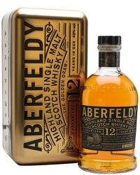 Aberfeldy 12 Year Old The Golden Dram Litre