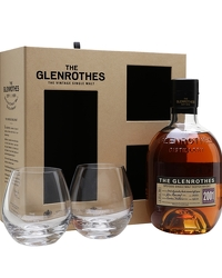 Glenrothes 2001 Glass Pack