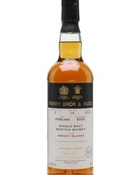Orkney 2002 15 Year Old Berry Bros & Rudd
