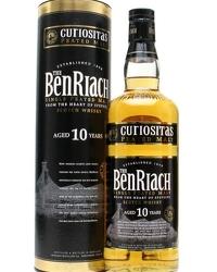 Benriach 10 Year Old Curiositas Peated
