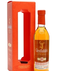 Glenfiddich 21 Year Old Reserva Rum Finish Small Bottle