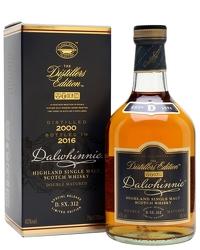 Dalwhinnie 2000 Distillers Edition Bot.2016