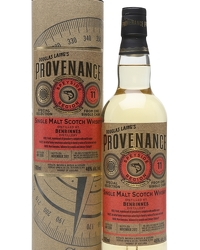 Benrinnes 2006 11 Year Old Provenance