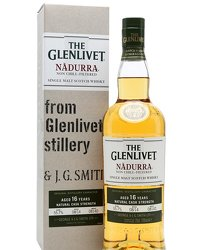 Glenlivet 16 Year Old Nadurra Batch 0814D