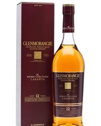 Glenmorangie Lasanta 12 Year Old Oloroso and PX Finish