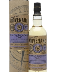 Jura 2007 10 Year Old Provenance