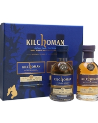 Kilchoman Machir Bay and Sanaig Gift Pack 2x20cl