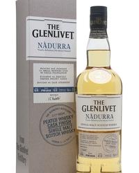 Glenlivet Nadurra Peated Whisky Cask Finish Batch PW1016