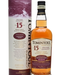 Tomintoul 15 Year Old Portwood Finish