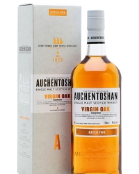 Auchentoshan Virgin Oak Batch Two
