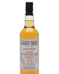 Glenrothes 2011 7 Year Old Carn Mor
