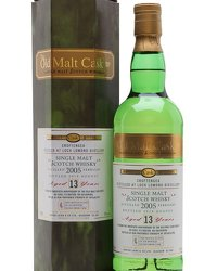 Croftengea 2005 13 Year Old OMC 20th Anniversary Bottling