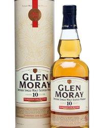 Glen Moray 10 Year Old Chardonnay Cask