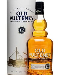 Old Pulteney 12 Year Old Old Presentation