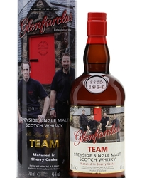 Glenfarclas Team The Legend of Speyside