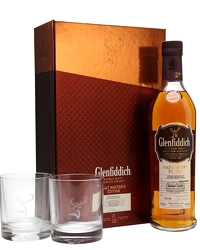 Glenfiddich Malt Master's Sherry Finish Glass Pack