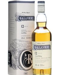Cragganmore 12 Year Old Small Bottle