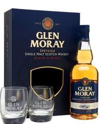 Glen Moray Classic Glass Set