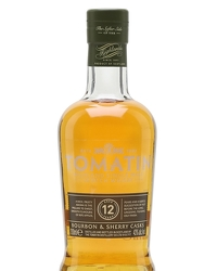 Tomatin 12 Year Old Small Bottle