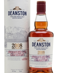 Deanston 2008 Red Wine Matured
