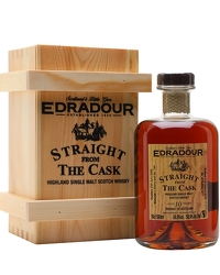 Edradour 2008 10 Year Old Sherry Cask
