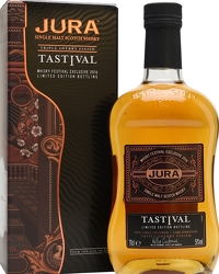 Isle of Jura Tastival 2016 Triple Sherry Finish