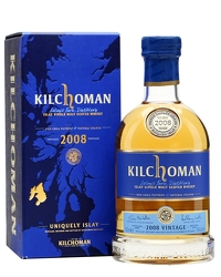 Kilchoman 2008 Vintage 7 Year Old