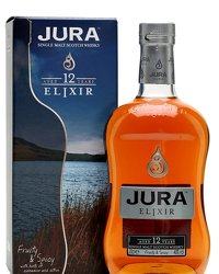 Isle of Jura 12 Year Old Elixir
