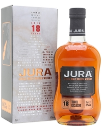 Isle of Jura 18 Year Old Travel Exclusive