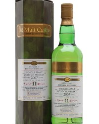 Mortlach 2007 11 Year Old OMC 20th Anniversary Bottling