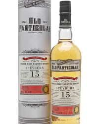 Speyburn 2003 15 Year Old Old Particular