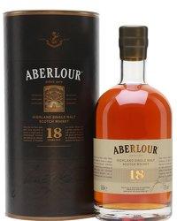 Aberlour 18 Year Old Half Litre