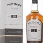 Bowmore 15 Year Old - Golden & Elegant 1L