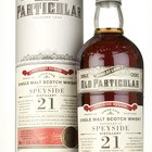 Speyside 21 Year Old 1996 (cask 12019) - Old Particular (Douglas Laing)