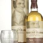 Robert Burns Single Malt Gift Pack with Glass