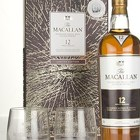Macallan 12 Year Old Sherry Oak Gift Pack with 2x Glasses