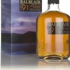 Balblair 1991 (bottled 2018)