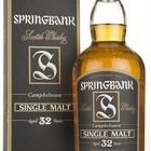 Springbank 32 Year Old